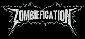 Zombiefication - Large Logo! B&W