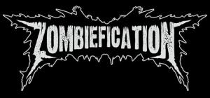 Zombiefication - Large Logo! B&W