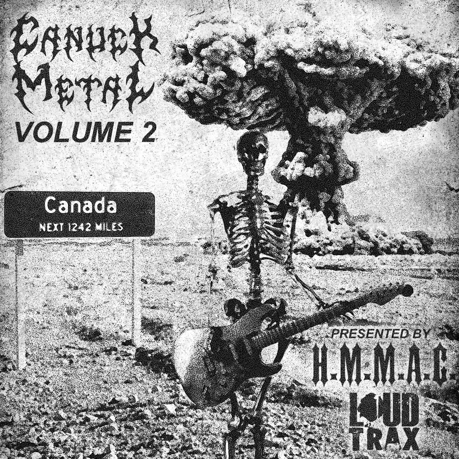 Free Download Canuck Metal Vol 2 Presented By Loudtrax Com