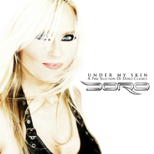 DORO - Under My Skin - promo cover pic!