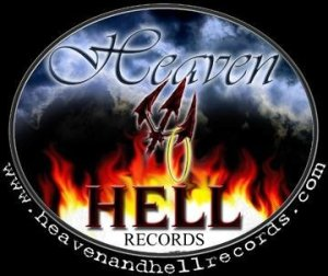 Heaven And Hell Records - large logo!
