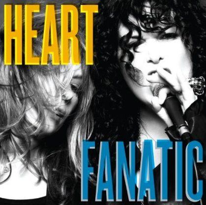 Heart - Fanatic - cover promo pic!