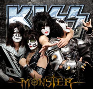 KISS - Monster - cover promo pic!