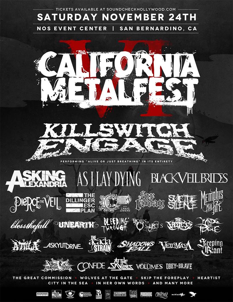 california metalfest 6 | Metal Odyssey > Heavy Metal Music Blog