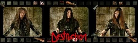 Destruction - Header Promo - 2012