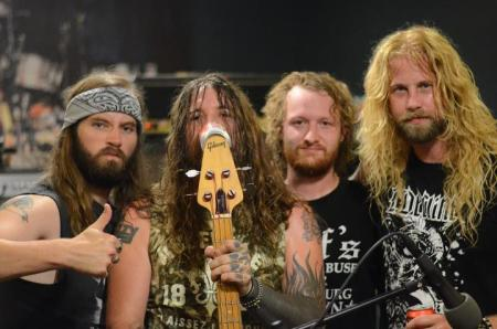 Gypsyhawk - group promo pic - 2012 - #1