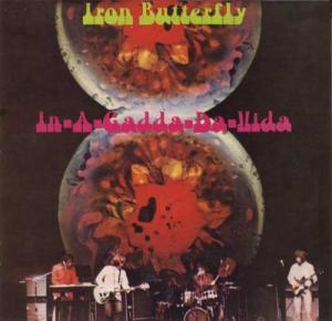 Iron Butterfly - In-A-Gadda-Da-Vida