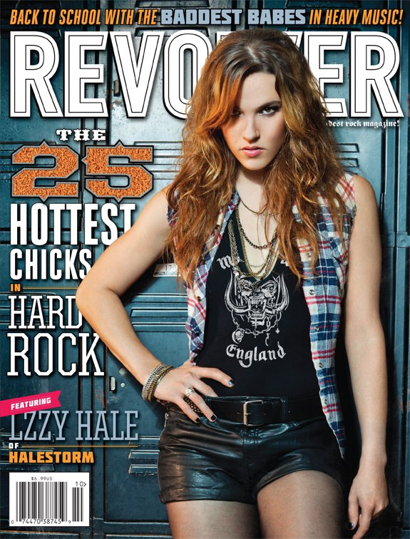 Revolver Magazine: October / November 2017 Issue 137 - Code Orange, Deftones