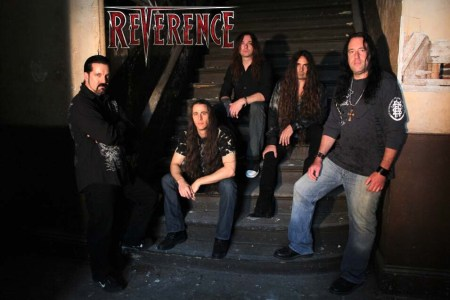 Reverence - Group Promo Pic - 2012 - #1!