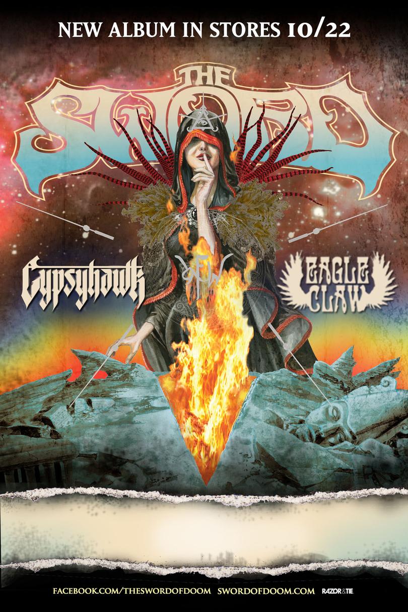 The Sword Apocryphon Tour Dates Europe Amp Uk Release