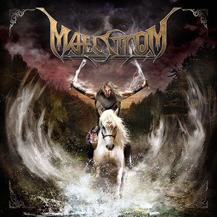 Maelstrom - It Was Predestined - EP promo cover!