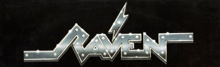 RAVEN - Large Classic Logo!!