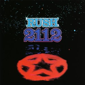 RUSH - 2112 - promo cover pic!