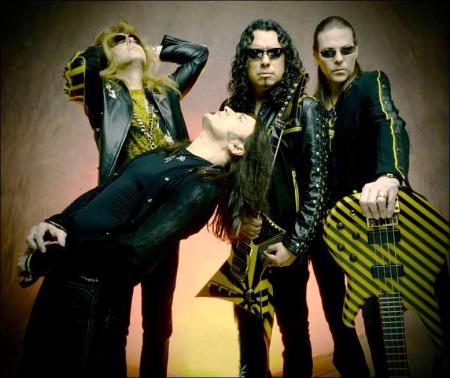 Stryper - Group Publicity Pic - #1 - 2012