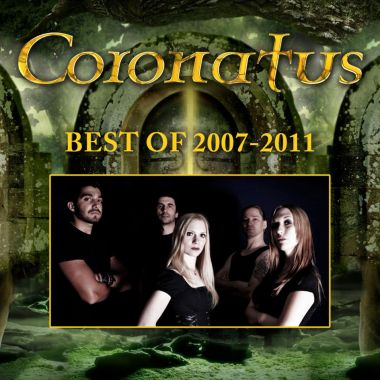 Coronatus - Best Of 2007-2011 - promo cover pic!