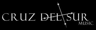 Cruz Del Sur Music - Logo - B&W