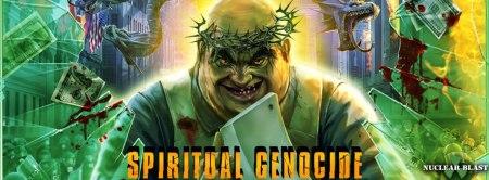Destruction - Spiritual Genocide - Promo Banner!!