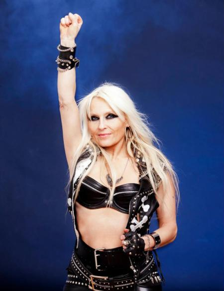DORO - Publicity Pic - Raise Your Fist - 2012 - #6