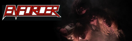 Enforcer - Group Promo Banner - Logo - 2012