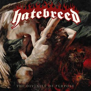 Hatebreed - The Divinity Of Purpose - promo cover pic!