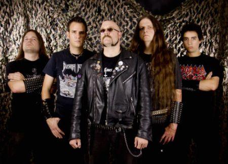 Sacred Steel - Group Promo Pic - #1 - 2012