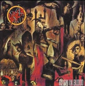 Slayer - Reign In Blood - promo cover pic!