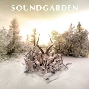 Soundgarden - King Animal - promo cover pick!