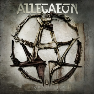 Allegaeon -Formshifter - promo cover pic!