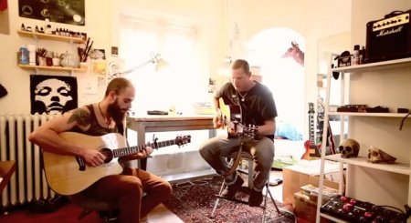 Baroness - acoustic performance - 2012