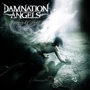 Damnation Angels - Bringer Of Light - promo cover pic!