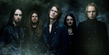 Damnation Angels - group promo pic - 2012 - #1