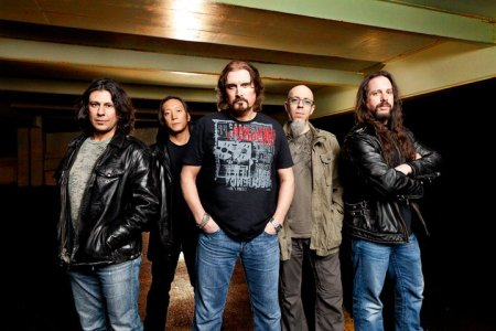 Dream Theater - Group Publicity Pic - 2011 - #1