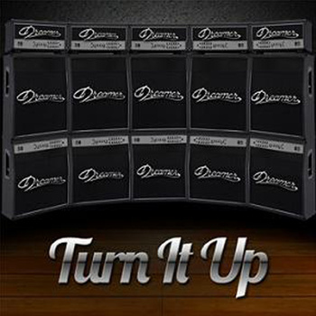 Dreamer - Turn It Up - promo cover pic!