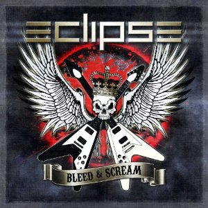 Eclipse - Bleed & Scream - promo cover pic!