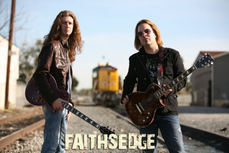 Faithsedge - Giancarlo - Alex - promo pic - 2012