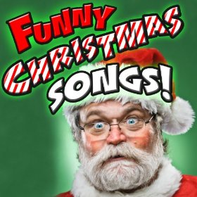 Funny Christmas Songs! - promo cover pic!