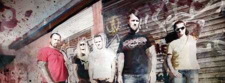 Illdisposed - group promo pic - 2012 - #1