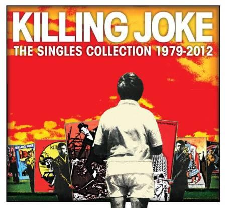 Killing Joke - The Singles Collection 1979-2012 - promo cover pic!