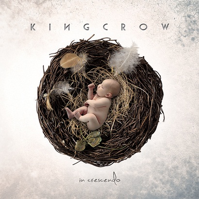 Kingcrow - In crescendo - promo cover pic!