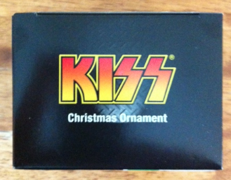 KISS - Gene Simmons - Ornament Box Top - 2012
