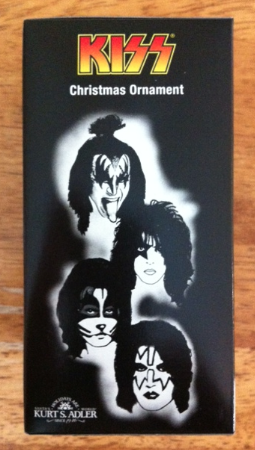 KISS - Gene Simmons - Ornament - side panel - 2012