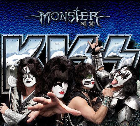 KISS - Monster Tour 2013 - promo poster pic!!