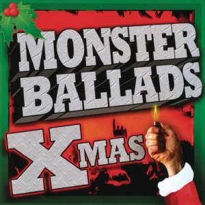 Monster Ballads - XMAS - cover promo pic!