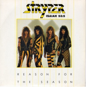 Stryper - Reason For The Season - promo cover pic!