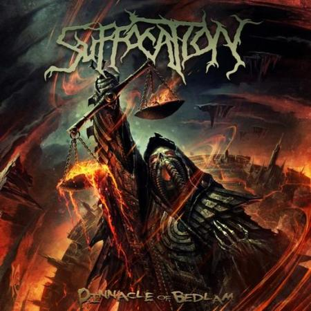Suffocation _ Pinnacle Of Bedlam - promo cover pic!