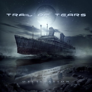 Trail Of Tears - Oscillation - promo cover pic!