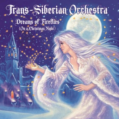 Trans-Siberian Orchestra - Dreams of Fireflies (On A Christmas Night) - promo cover!