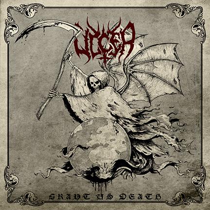 Ulcer - Grant Us Death - promo cover pic!