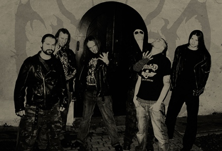 Ulcer - group promo pic - #1 - 2012