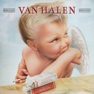 Van Halen - 1984 - promo cover pic!